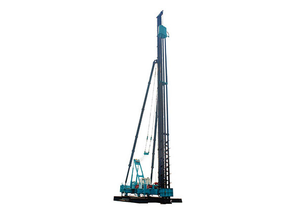 Walking Type Three-Axis Continuous Wall Drilling Rig